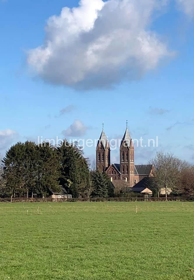 View on Einighausen (Photo by Annemie van Dorst - Pisters)