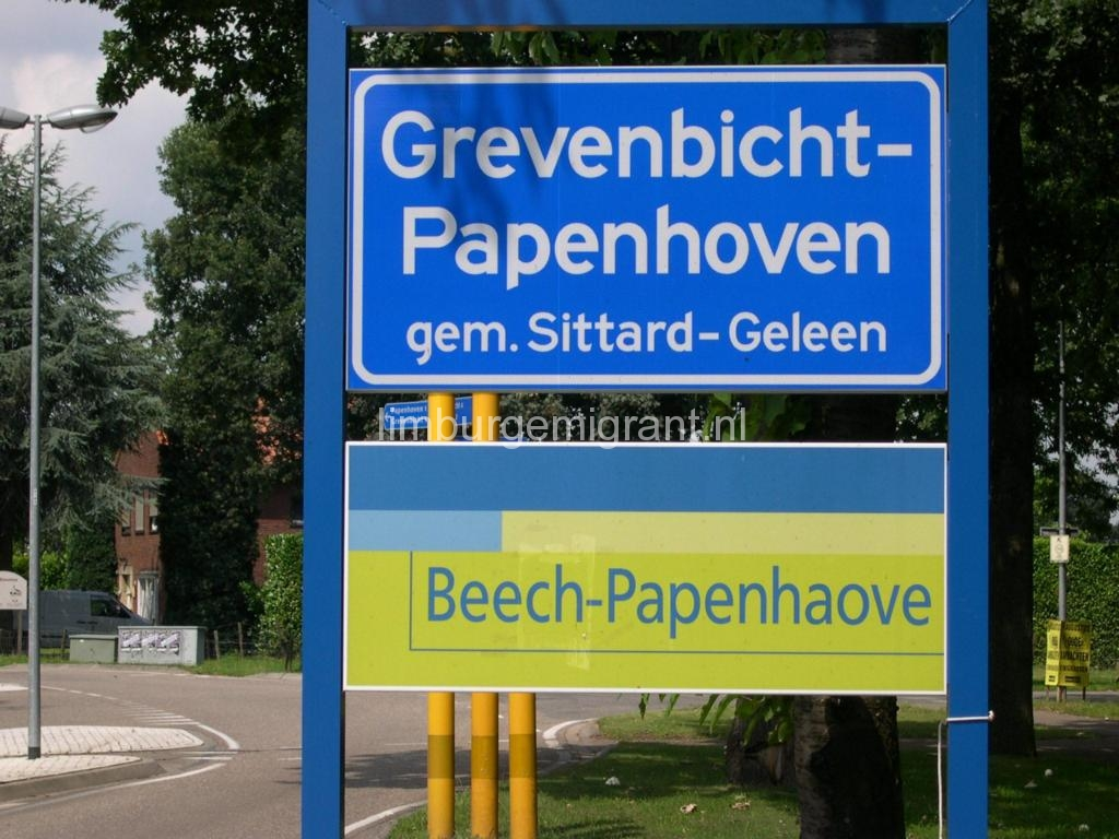 Grevenbicht Village Sign