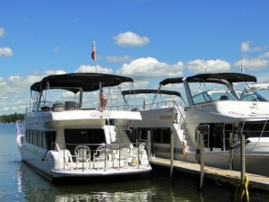 Lake Minnetonka; Lunch Cruise on the Lake