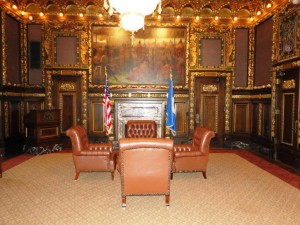 St. Paul; State Capitol Governors Office