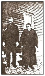 Nettie and William Muyres Canada