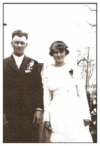 Peter and Mary Benick Welters 1920