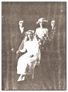 Wedding Martin Gerads x Mary Roettger 9 Nov 1920