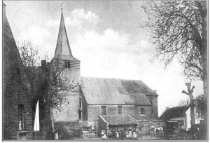 Born St. Martinus Church, abt. 1900
