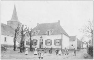 Born Dorpsstraat, abt. 1910