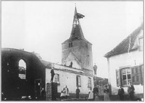 Born Old Church, torn down
