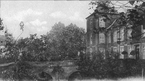 Born Castle abt. 1925, before the fire of 1930